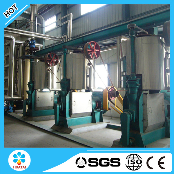 palm oil processing machine and rice bran oil processing plant and groundnut oil processing machine