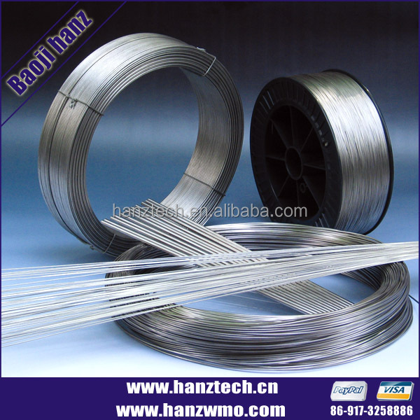 Supply high class vapor tech titanium coil wire