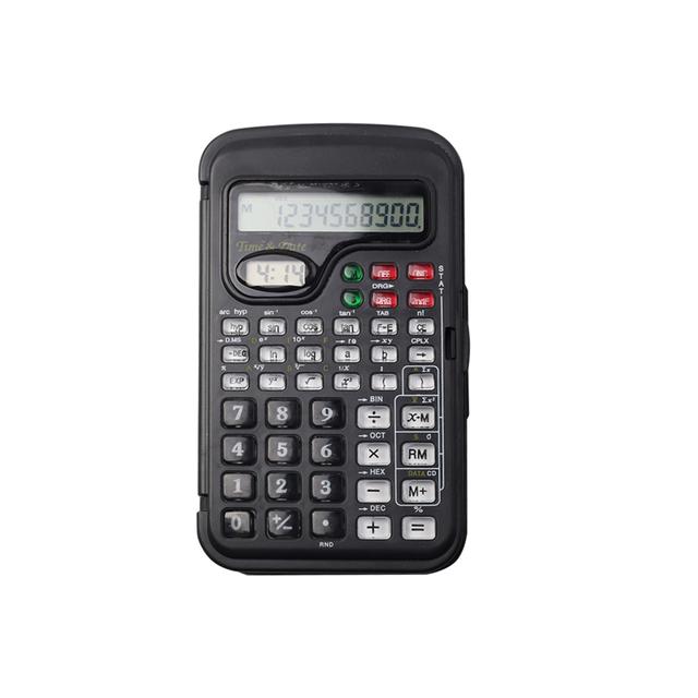 custom 10 digital mini pocket scientific calculator with cover