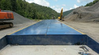 TRUCK SCALE 3 X 16 MT 80 TONS
