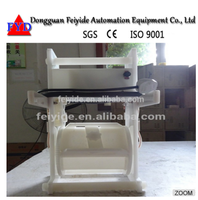 Feiyide Manual Plating Barrel / Zinc Copper Nickel Electroplating Machine
