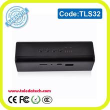 Shipping from china TF card rectangle brandnew speakers professional audio