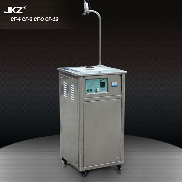 1-3kg gold melting induction smelting equipment
