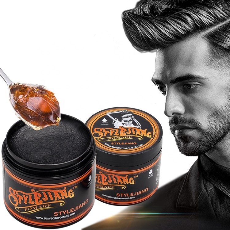 New arrival oem private label edge control gel hair pomade