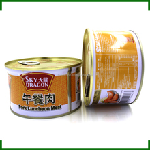 street food kiosk jambon canned meat food snacks 397g salting pork luncheon meat