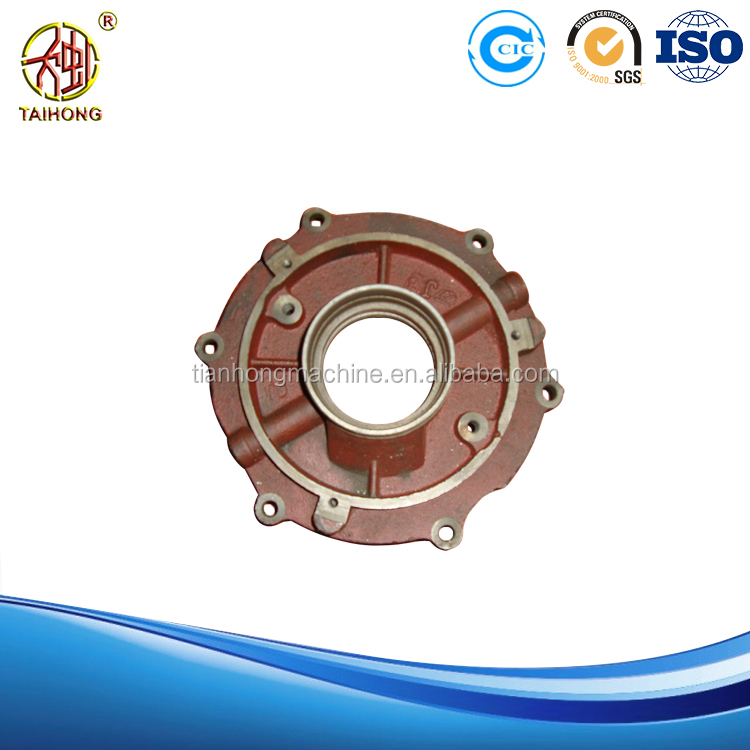 Main bearing housing single cylinder diesel engine model