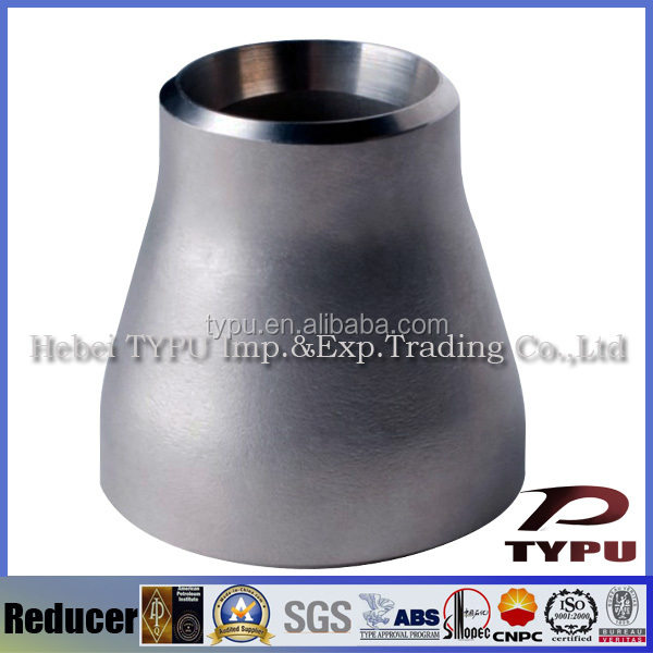 Eccentric Reducer carbon steel Pipe fitting &oil ,gas special reducer pipe