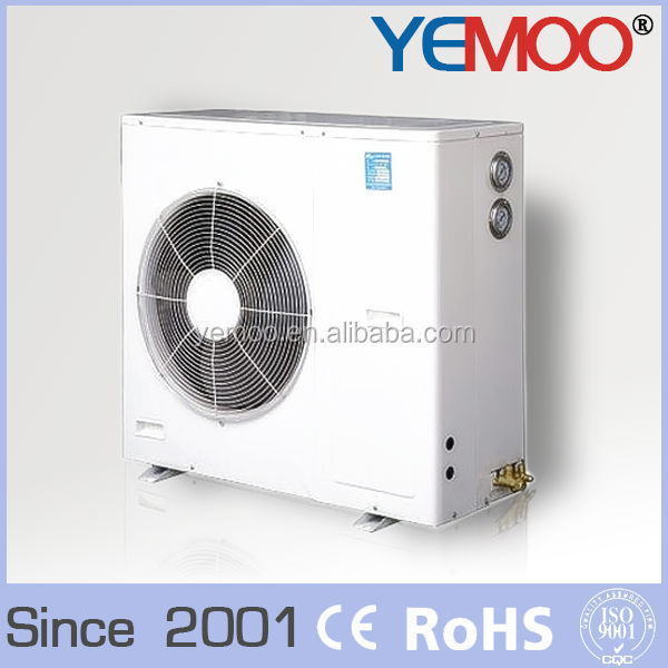 6hp YEMOO cold storage copeland ZB R22 compressor refrigeration unit with low price