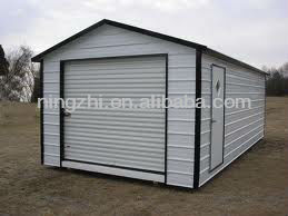 Gable roof modular garage buy carports garages with for Gable carport prices