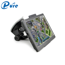Hot 7 Inch GPS Navigation for All Vehicle GPS WINCE 6.0 GPS Navigation Motorcycle Navigator