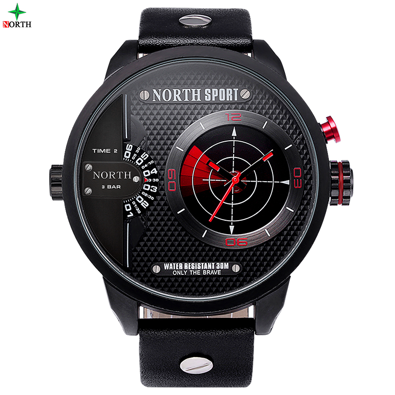 hot sell waterproof 3ATM attractive custom watch dial with Japan calendar movement, unique natural manufacturer alibaba watch