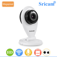 Home Smart IP Camera WIFI HD IR SD Card Wireless IP Camera 720P Onvif P2P For Android iOS PC Mini Hidden Camera Baby Monitor