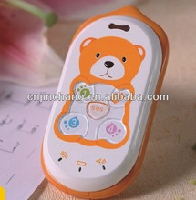 Cute kids safety mini children safety tracking long time standby time smart mini children gps Tracker