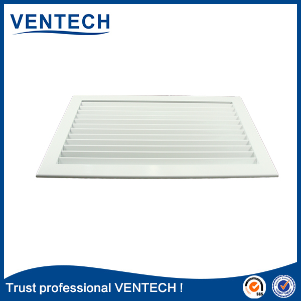 Ventech brand made ventilation hvac return grille with low price