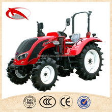 best price 65hp 4WD farm tractor with disc plow