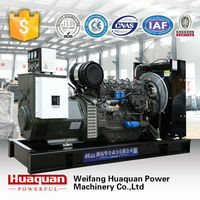 150kw common used and Standby power Diesel Generator Set (Weichai Deutz diesel engine )