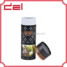 Full color printed cylinder box for gifts