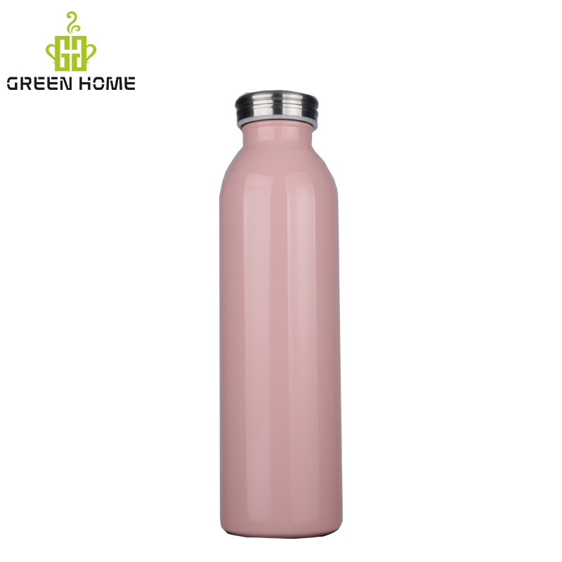 custom logo coffee milk drinking stainless steel cola thermos bottle 500ml vacuum flask keep water hot and cold for 24 hours