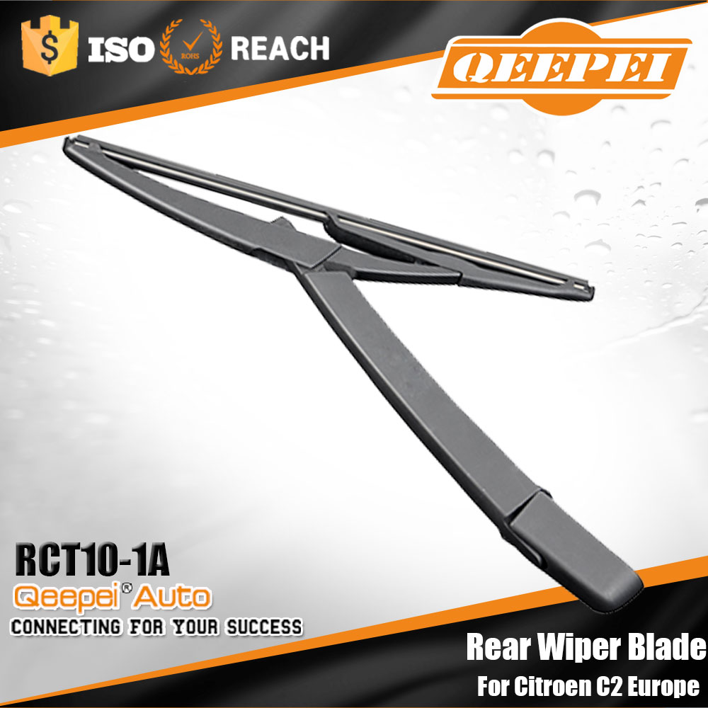 RCT10-1A Car rear window rear wiper arm and blades car accessories for windows