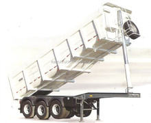 CAERI dump truck Trailer 3 Axle tipper Semi Trailer