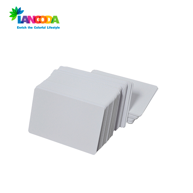 Sublimation PVC Blank White Card for Sublimation Printer
