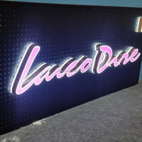 Light Up Acrylic 3D Channel Letter Small Led Alphabet Sign Outdoor Advertising