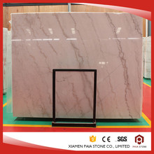 Wholesale Cheap Price Pink Marble Slabs Tiles