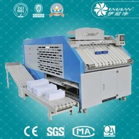Bed sheets automatic laundry folding machine for sale