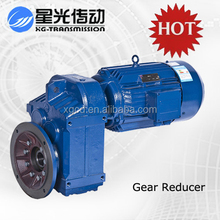 F Series 220V Low rpm Gearbox Compact Geared Motor