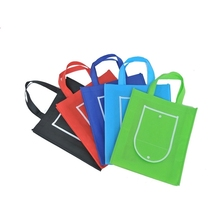 ECO-friendly custom printed shopping non woven bags in dubai