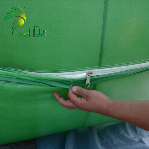 Giant Advertising Air Arching Horns / Printed Door Archway / Inflatable Entrance Arch Gate for Event