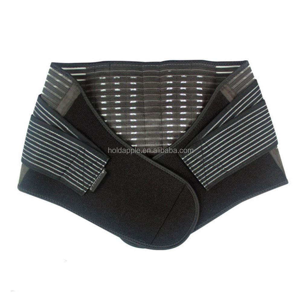 Back Brace Support Belt - Helps Relieve Lower Back Pain, Sciatica, Scoliosis, Herniated Disc or Degenerative Disc DiseaseHA01651