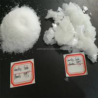 Industry soap Detergent using NaOH Caustic Soda Pearl 99% and Flakes 99% into 25kg net bag