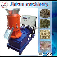 JK small type pellet making machinery for wood shaving/log/sawdust