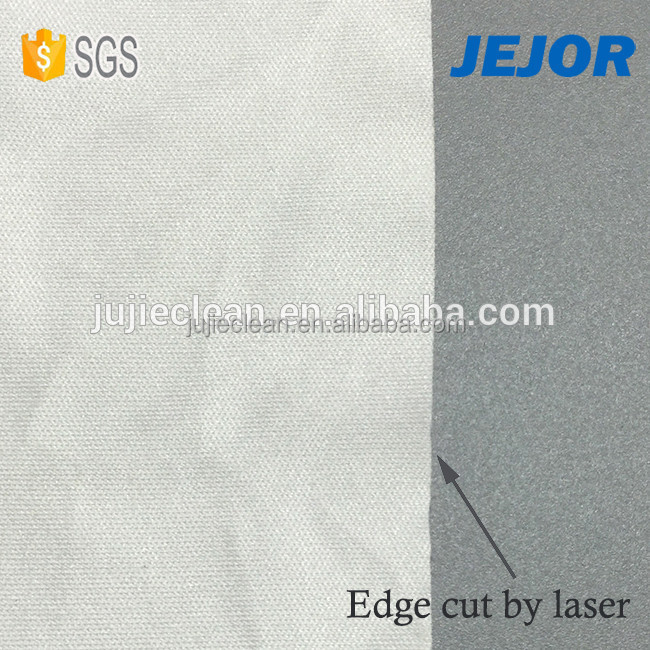 microfiber cleaning cloth Water Absorption Cleanroom Wiper