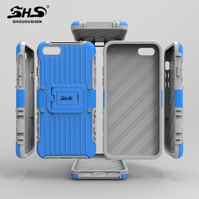 SHS Armor combo case,for apple iphone 6s case,for samsung mobile phones