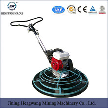 Factory price power trowel/concrete ride on power trowel machine