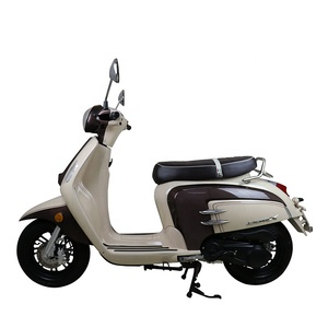 Wholesale Market Gasoline Scooter 50CC/125CC Motorcycle Comfortable Seat Gas Motorcycle