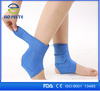 hot sale elastic ankle brace AFT-H006 breathable, tourmaline magnetic ankle brace nao-composite materials