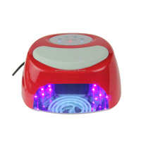 Professional Nail Beauty Salon 12W CCFL + 12W LED Nail Lamp 24W CCFL UV Lamp / LED UV Dryer with Auto Sensor (ZS-LCL020)