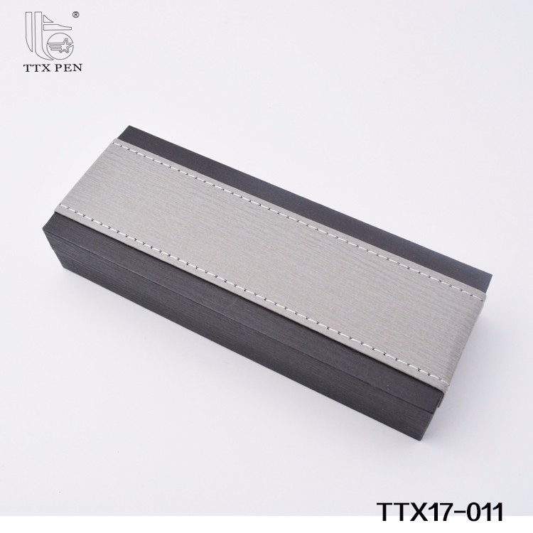 Double Open Pu Leather Gift Box As Giveaways