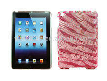 For iPad Mini PC Hard Case, New Arrival Bling Diamond Crystal Hard Case Cover For iPad mini