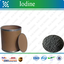 Wholesales price Medical grade Iodine pellet //CAS: 7553-56-2