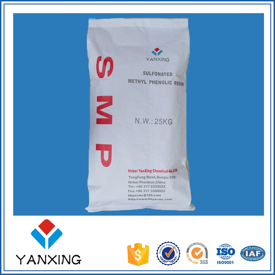 oil drilling mud additive sulfonated phenol resin smp polymer