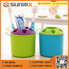 Cute Candy Color Eco-friendly Plastic Bathroom Toothbrush Holder