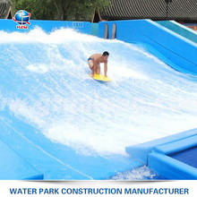 double flow rider of water park rides, water play equipments for sale