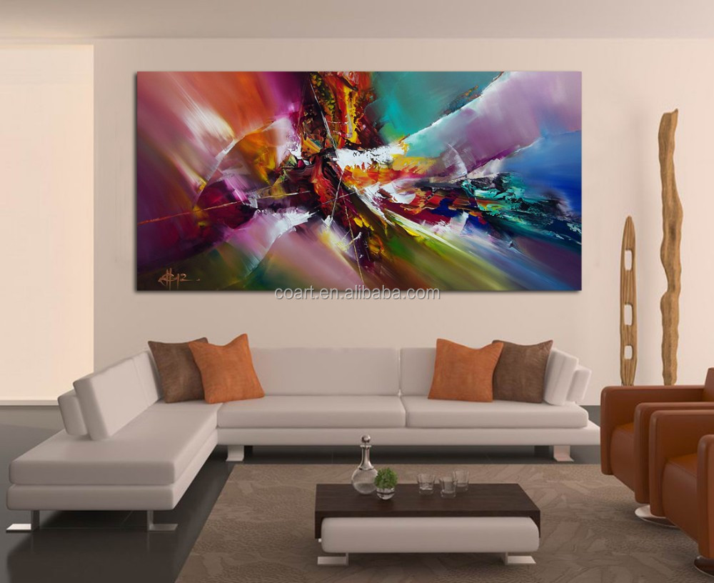 Modern Art Oil Painting Canvas Painting Suppliers
