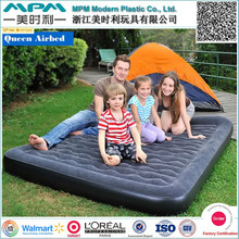 ICTI audit factory outdoor/bedroom inflatable air mattress, inflatable air bed