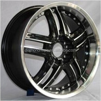 "china manufacturer 2014 hot selling high quality fansion Alloy Wheel rims 17"" 18"" 20"" 22"" 24"" (ZW-S125)"