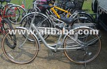 Used City bicycles for ladies (Mamachari - Super A grade 26 inch) Japan used bicycles low price